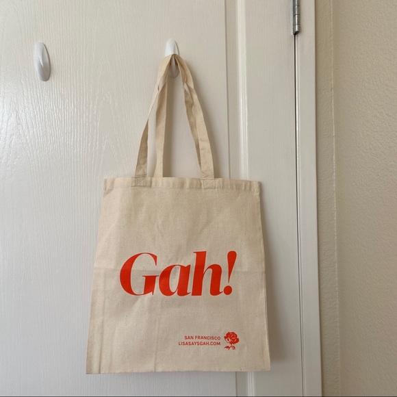 lisa says gah Handbags - SOLD 💔Lisa Says Gah tote